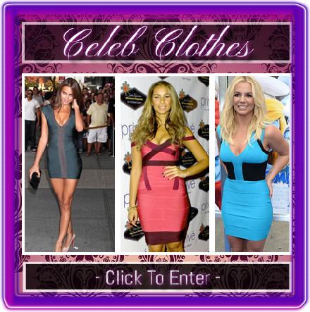 Celeb Bandage Dresses