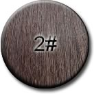 #2 - Darkest Brown